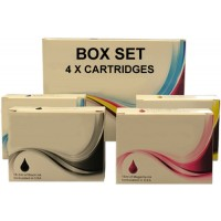 Premium Printer cartridge Replaces Brother LC3217,LC3219 BK/C/M/Y Box Set