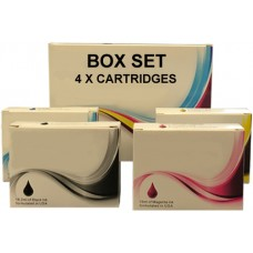 Premium Printer cartridge Replaces Brother LC3213VAL Box Set