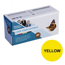 Premium Printer cartridge Replaces Oki  43324421 Yellow